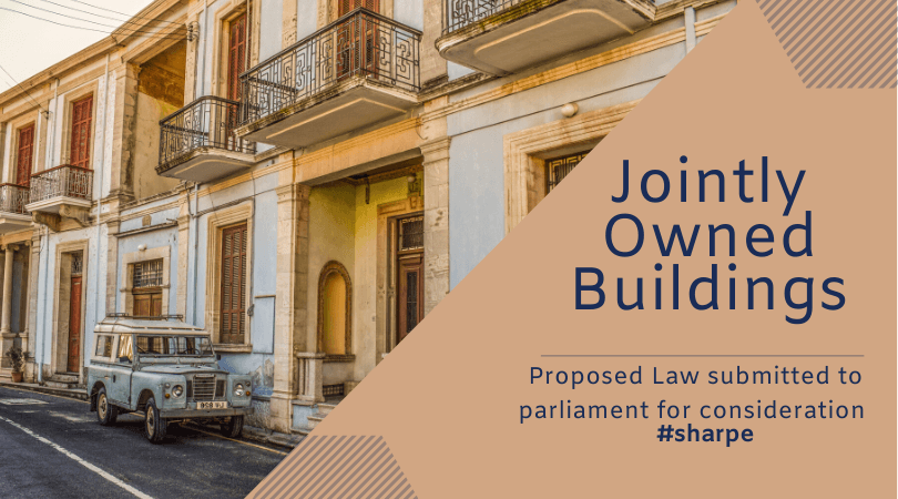 Jointly owned buildings Proposed Law