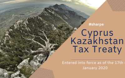 Cyprus Kazakhstan Tax Treaty