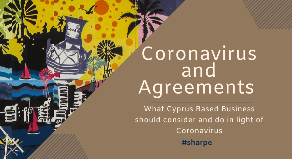 Coronavirus and Agreements in Cyprus